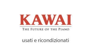 piano Kawai usati e ricondizionati