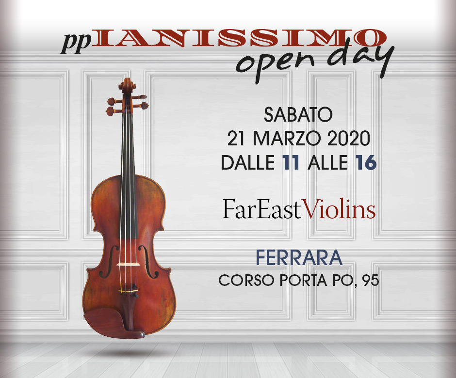 open day Far East Violins