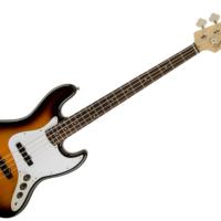 basso fendere squie jazz bass affinity