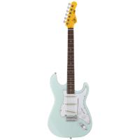 chitarra elettrica g&l tribute s500 sonic blue