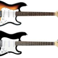 chitarra elettrica vgs