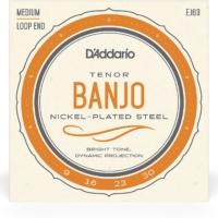 corde banjo ej63 d'addario