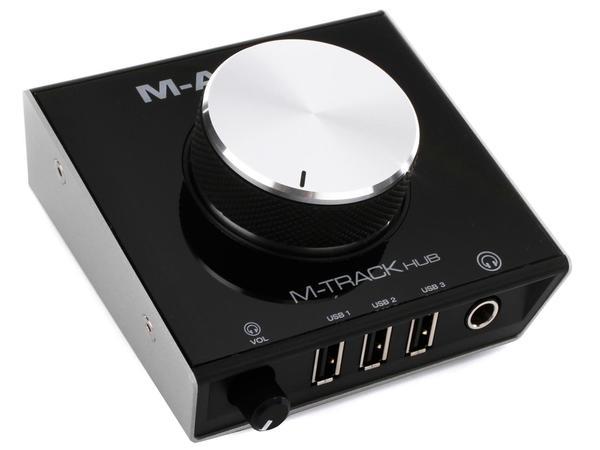 huab m-audio m-truck