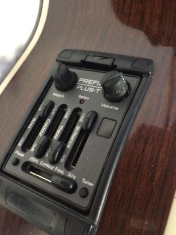 basso acustico elettrificato SJB6FX cort