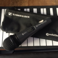 microfono senneiser e815s