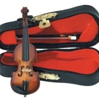 miniatura violino