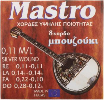 muta 8 corde bouzouki maestro
