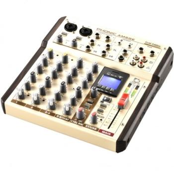 mixer phonic am 6 gex
