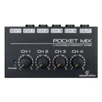 mini mixer pocket mix