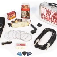 valigetta first aid chitarra elettrica