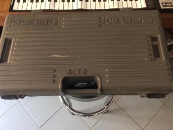 valigetta pedali boss usata