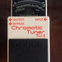 pedale accordatore chromatic tuner boss