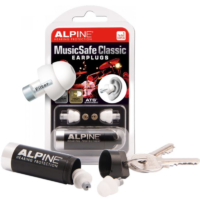 Tappi MusicSafe Classic Earplugs Alpine