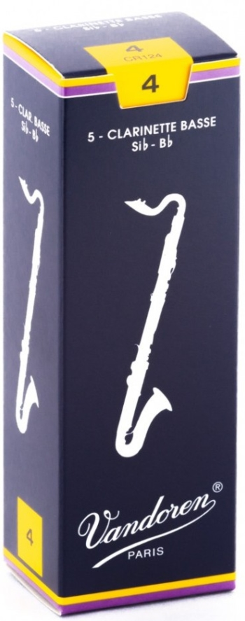 ance vandoren traditional clarinetto basso