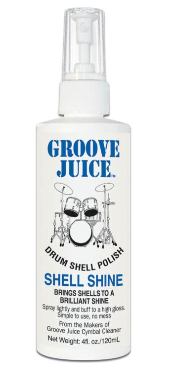 groove juice shell shine