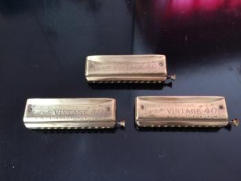 armonica vintage 40 hering