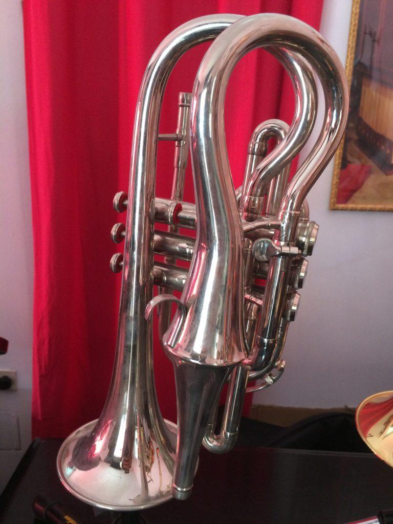 cornetta artigianale