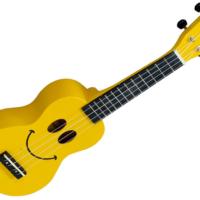 ukulele mahalo yellow