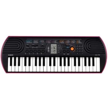 tastiera casio sa 78