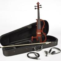 violino elettrificato leonardo