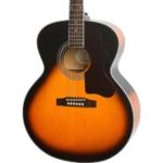 chitarra acustica epiphone sunburst