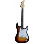 chitarra elettrica daytona st sunburst