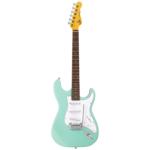 chitarra elettrica g&l tribute legacy surf blue