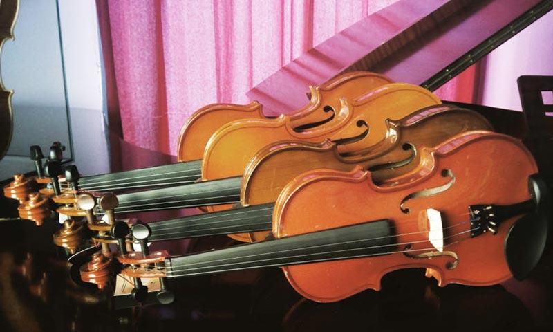 strumenti ad arco