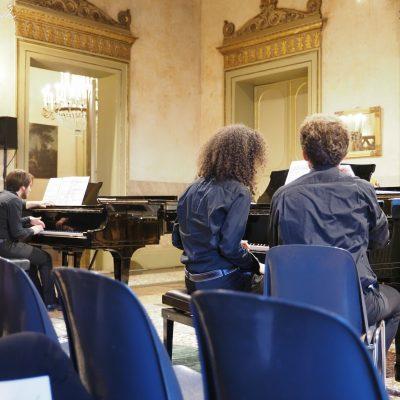 PIANO DUO FESTIVAL TEATRO RIDOTTO FERRARA
